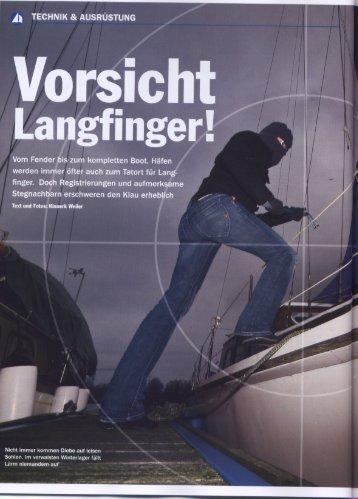 Vorsicht Langfinger! - Pantaenius