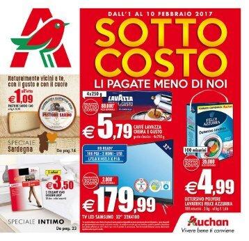 Auchan Sassari 2017-02-01