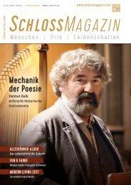 SchlossMagazin Fünfseenland Februar 2017