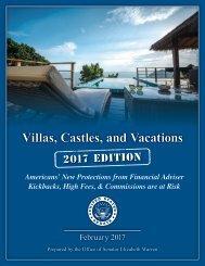 Villas Castles and Vacations