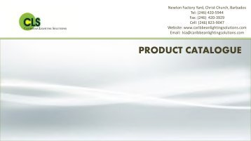 Architectural Product Catalogue