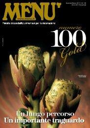 MENU n.100 - Gennaio/Marzo 2017