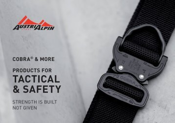 TACTICAL & SAFETY