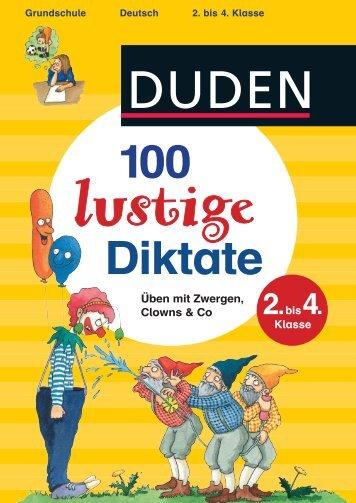 DUDEN, 100 lustige Diktate
