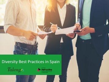 Diversity Best Practices in Spain