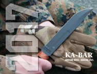 You can buy any knife or you can own a real KA-BAR®