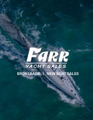 Farr Yacht Sales Viewbook — 2017