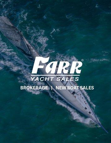 Farr Yacht Sales Viewbook — 2017