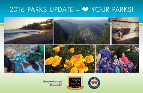 2016 Parks Update
