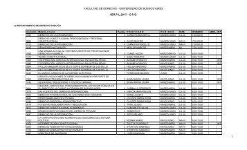 FACULTAD DE DERECHO - UNIVERSIDAD DE BUENOS AIRES 1ER.P.L.2017 - C.P.O 1