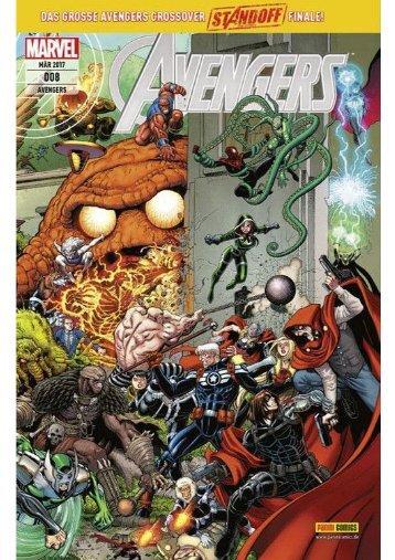 Vorschau: Avengers #8