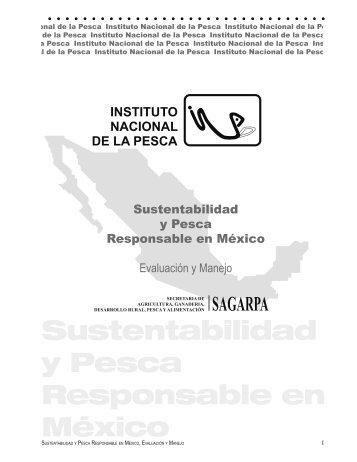 Sustentabilidad y Pesca Responsable en México - INAPESCA