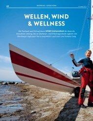 WELLEN, WIND & WELLNESS - Pantaenius