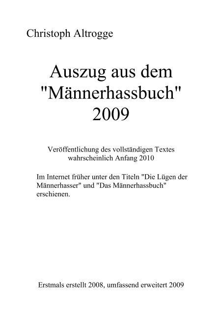 Profil von hexenmeister auf autogenitrening.com