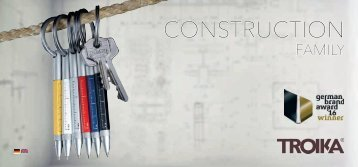 Werbemittel: Multitasking-Designstift, Planungshilfe und Werkzeugkoffer in einem, von Troika