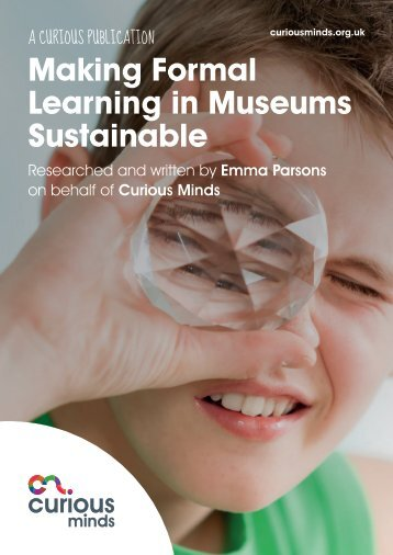 Making Formal Learning in Museums Sustainable