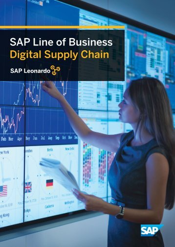 SAP Line of Business Digital Supply Chain