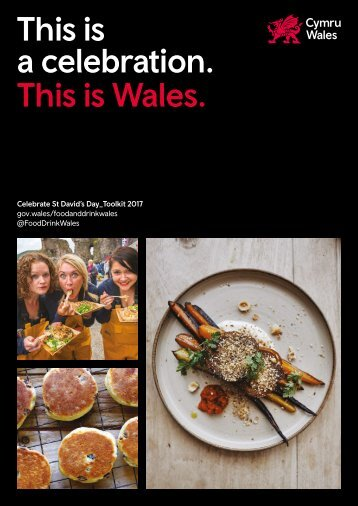 This is a celebration This is Wales