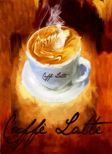 Kaffee Latte-