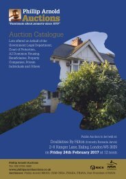 Auction Catalogue