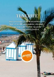 Destination: tenerife