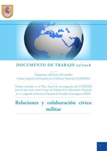 DIEEET13-2016_Relaciones_y_colaboracion_civico_militar_Ferreiroa-Saldana
