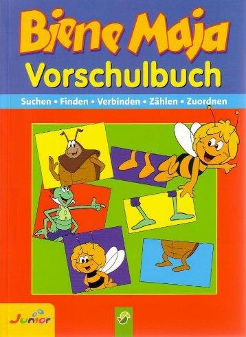 Biene Maja, Vorschulbuch