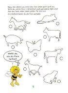 Biene Maja, Vorschulbuch - Seite 5