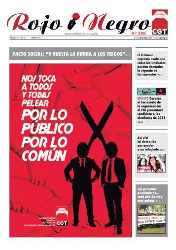 """PACTO SOCIAL """"Y VUELTA LA BURRA A LOS TRIGOS""""/Pág"""