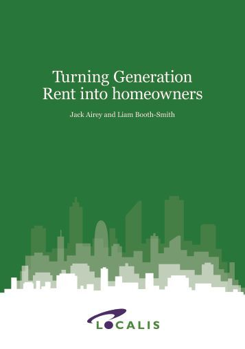 Turning Generation Rent into homeowners