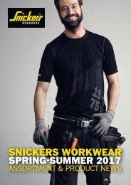 Snickers Workwear News 2017