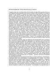 Registro missive n. 3 - Istituto Lombardo Accademia di Scienze e ...