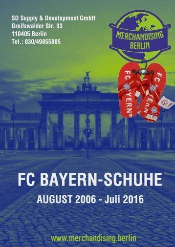 Bayern München Juli WEB 2016