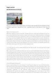 Interview Martin Baum über Pantaenius Rund Skagen 2010