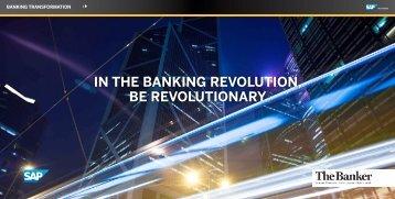 BE REVOLUTIONARY