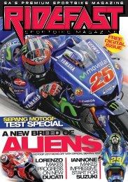 RideFast Magazine MotoGP Sepang special