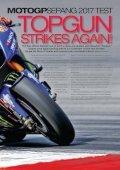 RideFast Magazine MotoGP Sepang special - Page 3