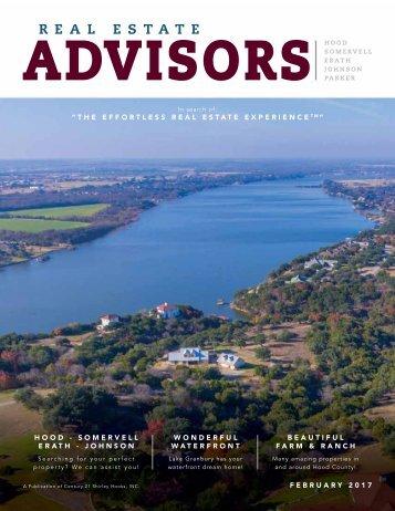 The Real Estate Advisors Magazine - February 2017