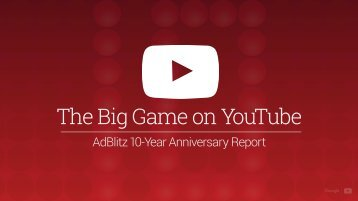 The Big Game on YouTube
