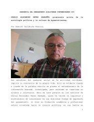 Carlos Alejandro Reyes Sahagún - Humanidades Digitales - Unam