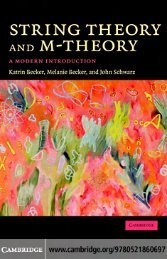 String Theory and M-Theory