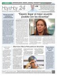 El temporal y Edelap generaron caos en la región - Page 2