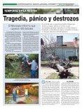 El temporal y Edelap generaron caos en la región - Page 4