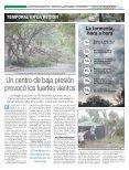 El temporal y Edelap generaron caos en la región - Page 6