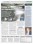 El temporal y Edelap generaron caos en la región - Page 7
