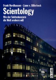Scientology - Wie der Sektenkonzern die Welt ... - Projekt Chanology