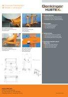 Prospekt Serie WHM 5, PDF 0.7 MB - Genkinger-HUBTEX GmbH - Seite 2