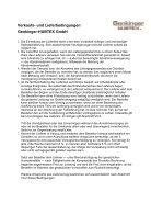 Verkaufs- und Lieferbedingungen Genkinger-HUBTEX GmbH - Seite 2