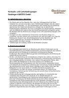 Verkaufs- und Lieferbedingungen Genkinger-HUBTEX GmbH - Seite 3