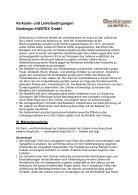 Verkaufs- und Lieferbedingungen Genkinger-HUBTEX GmbH - Seite 4